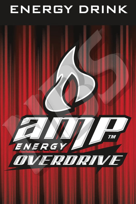 Amp Energy Overdrive