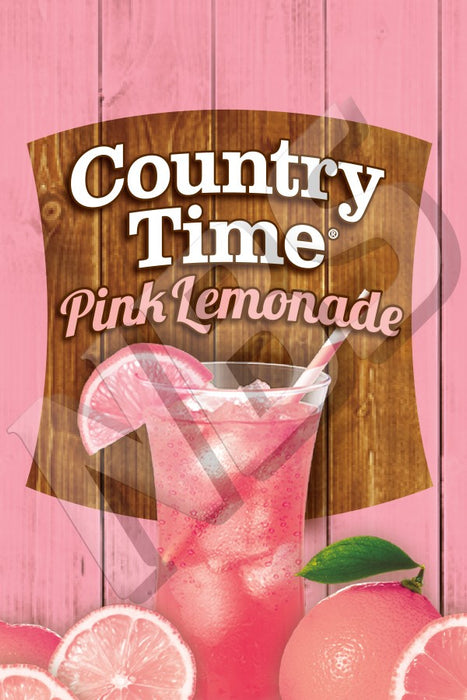 Country Time Lemonade UF1 Decal