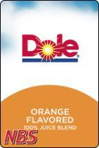 Dole UF1 Decal
