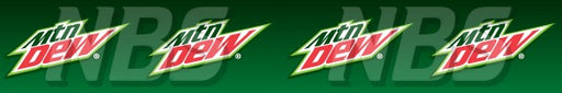 Mountain Dew Syrup Line Marker
