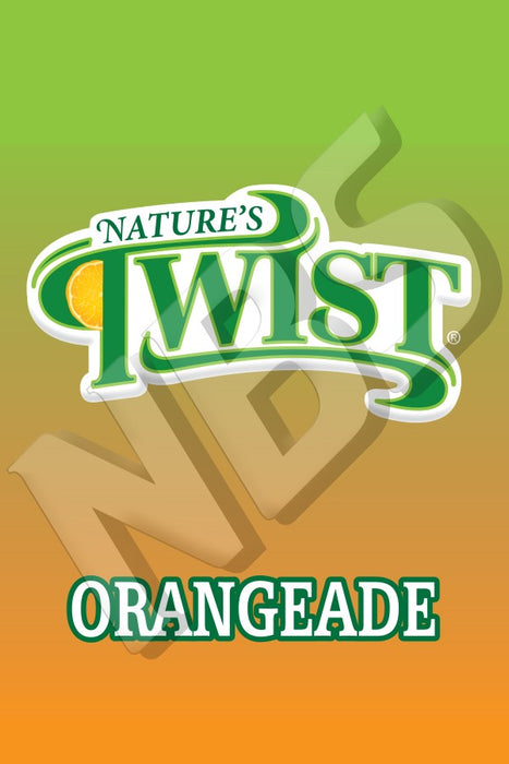 Nature's Twist UF1 Decal