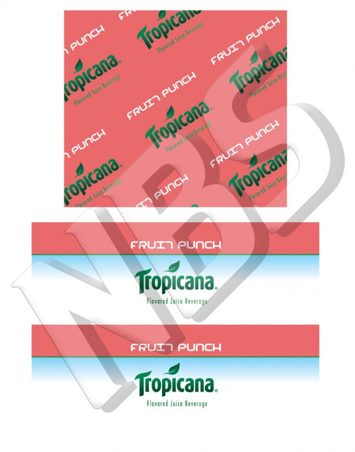 Tropicana Fruit Punch BIB Marker