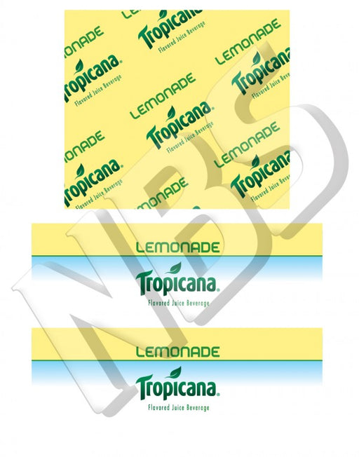 Tropicana Lemonade BIB Marker