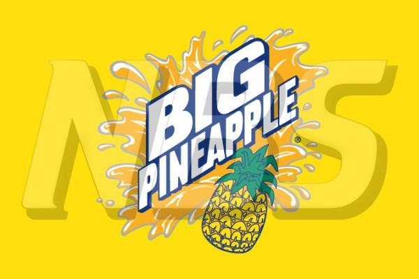 "Big Pineapple 63 UF-1 Valve Decal, VI11631831 2"" x 1 1/4"""