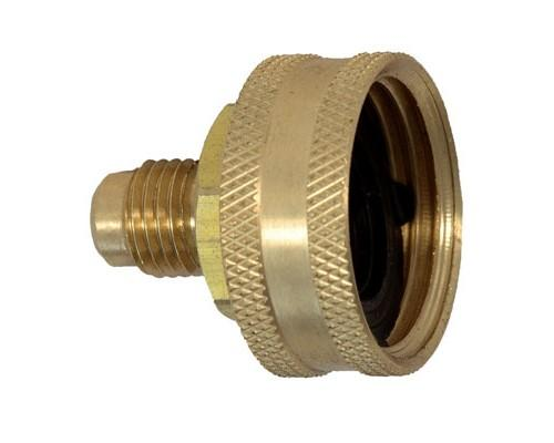 30052 : Brass Female Garden Hose X 1/4 MFL Swivel :50GHSV-4-12