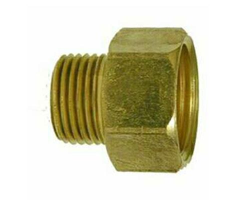 Female Garden Hose Fitting, Brass