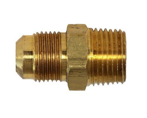 Brass 1/2 MFL X 1/2 MPT Connector