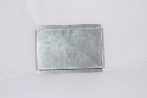 "15-0017-60 : Regulator Mounting Panel, 11"" x 8 1/2"", Galvanized"