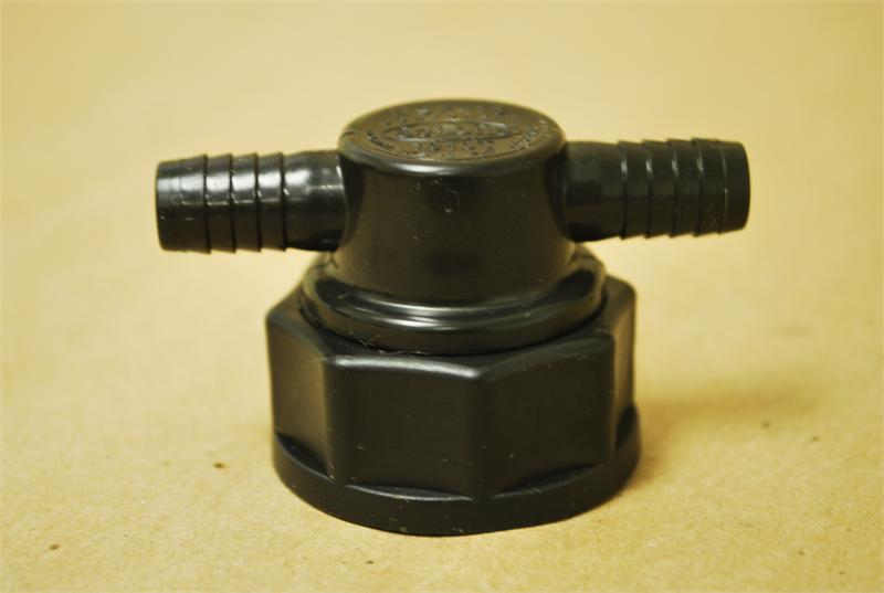 Scholle T BIB Connector