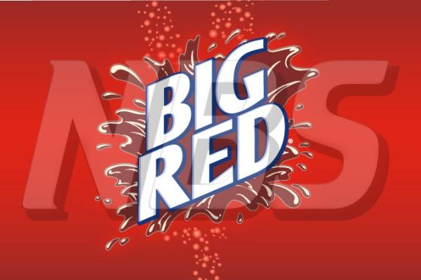 "Big Red 63 UF-1 Valve Decal, VI11631828 2"" x 1 1/4"""