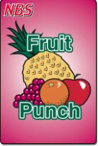 Fruit Punch UF-1 Fountain Valve Decal, VI05643058