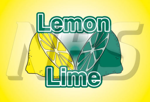 Generic Lemon Lime UF1 Back of Valve Decal