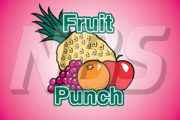 Generic Fruit Punch UF1 Back of Valve Decal