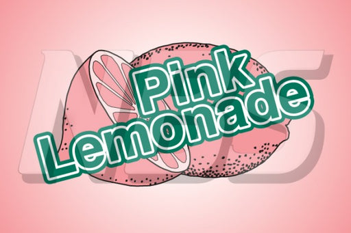Generic Pink Lemonade UF1 Back of Valve Decal