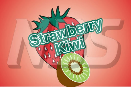 Generic Strawberry Kiwi UF1 Back of Valve Decal