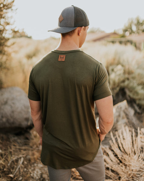 Men's Favorite Tee - Olive