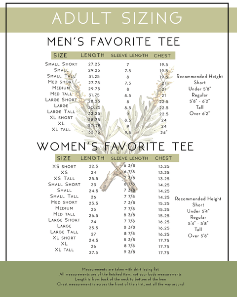 Women's Favorite Tee - Olive