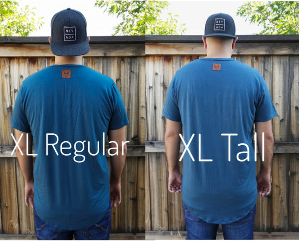 Men's Favorite Tee - Tahoe Blue