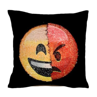 Magic Emoji Pillowcase | Happy Comforts