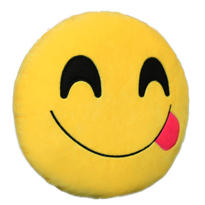 Emoji Cushion | Happy Comforts