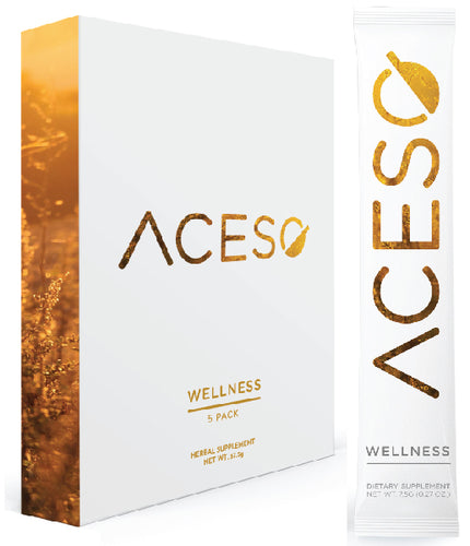ACESO - Wellness Beverage Powder - Sunshine Hemp Co.