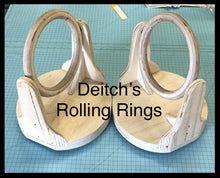 Deitch's Rolling Rings
