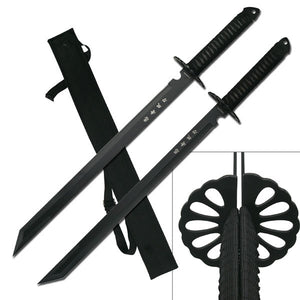 NINJA DOUBLE TWIN SWORD - ELITE OP KNIVES