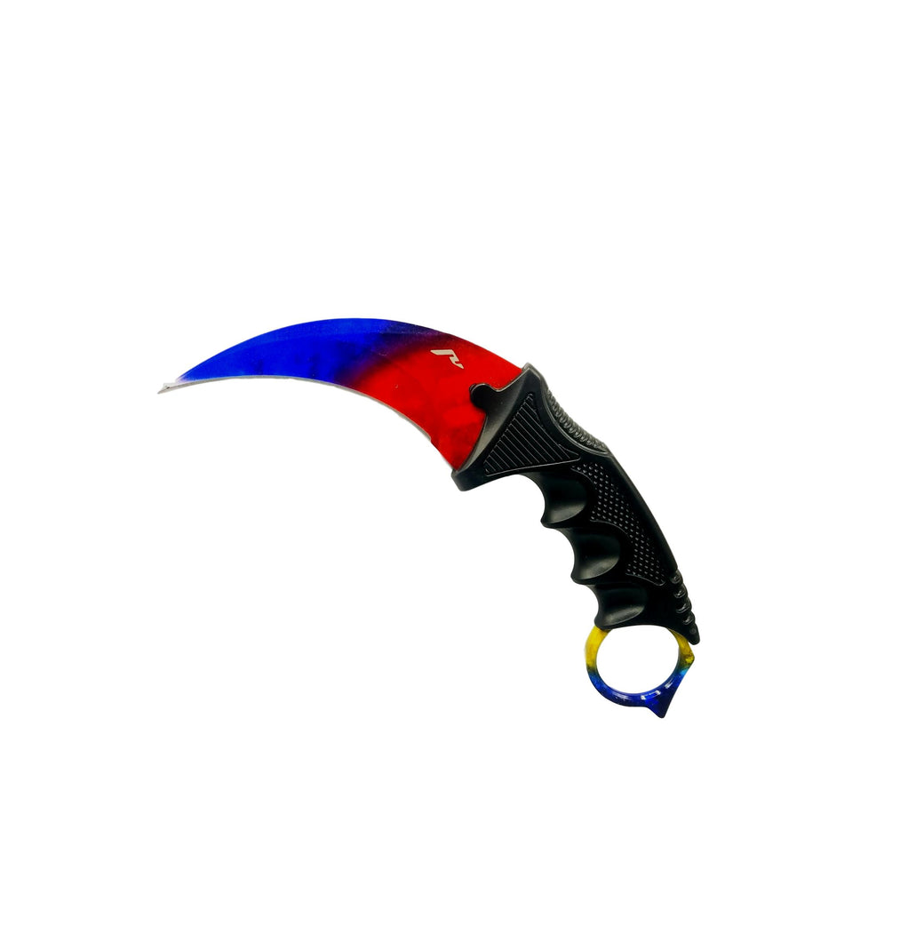 FIRE AND ICE KARAMBIT