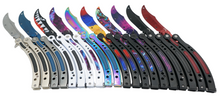 BLUE BUTTERFLY TRAINER - ELITE OP KNIVES