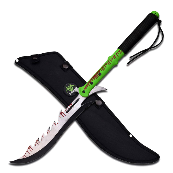Zombie Hunting Machete