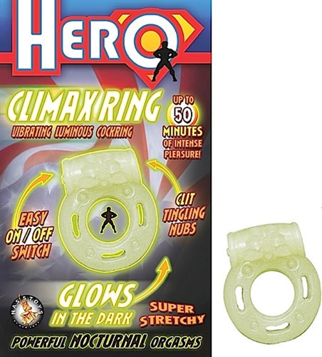 Hero Climax Ring - Glow in the Dark NW2360