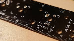 Maple Computing PCB Reference Rulers