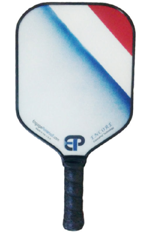Engage Encore Pickleball Paddle Red, White & Blue