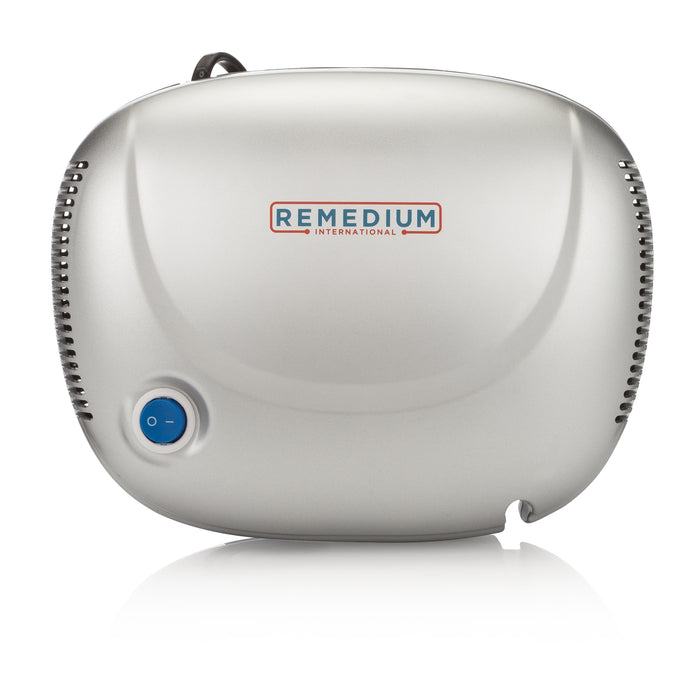 Remedium International - Compressor Nebulizer System front view