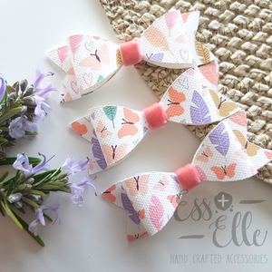 Butterfly - Clips & Headbands