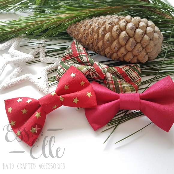 Christmas Alice - Clips and Headbands