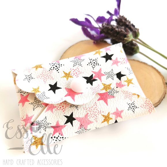 Coin Purse - Gold Star