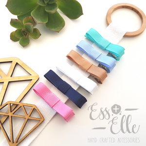 Crisp - Ribbon Clip Set