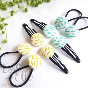 Dash - Hair Ties & Clips