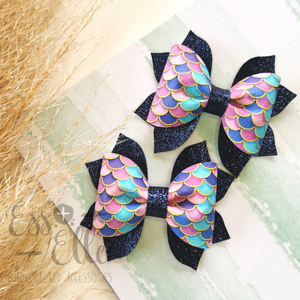 Mermaid Tails - Clips and Headbands