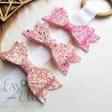Pretty in Pink - Hair Clips and Headbands