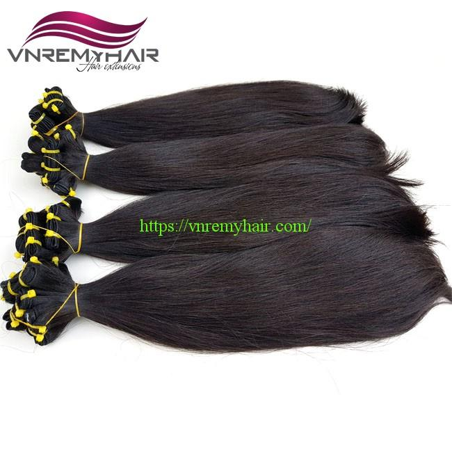 Things to know when using weft weave hair extensions.