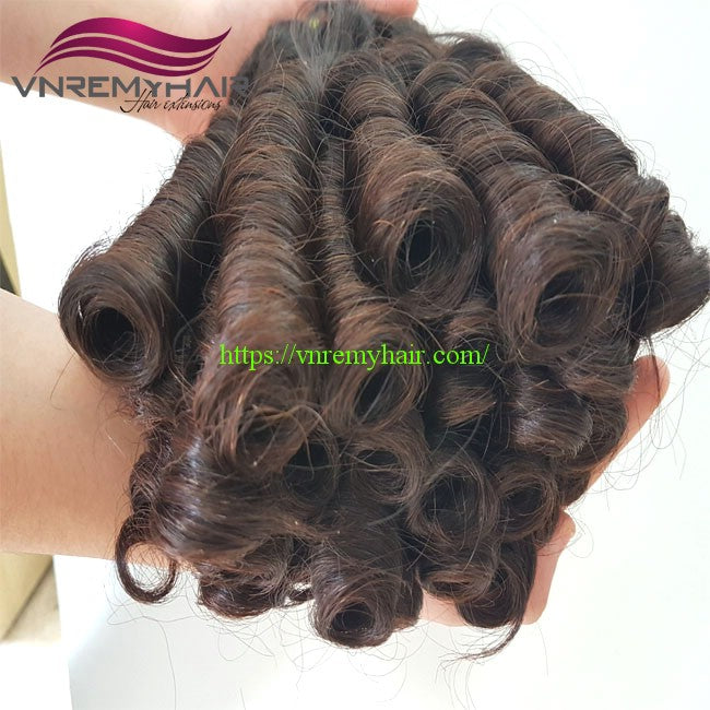 "14"" DOUBLE DRAWN FUNMI LOOSE CURLY"