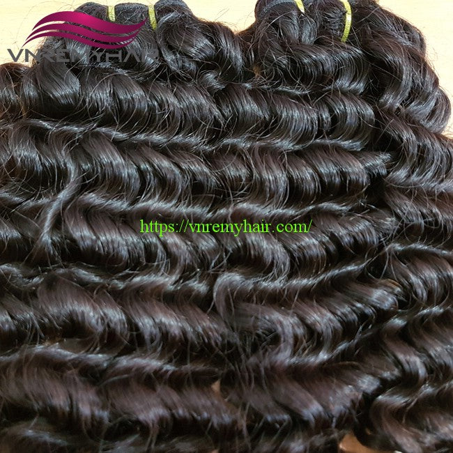 "16"" DOUBLE DRAWN DEEP WAVY"