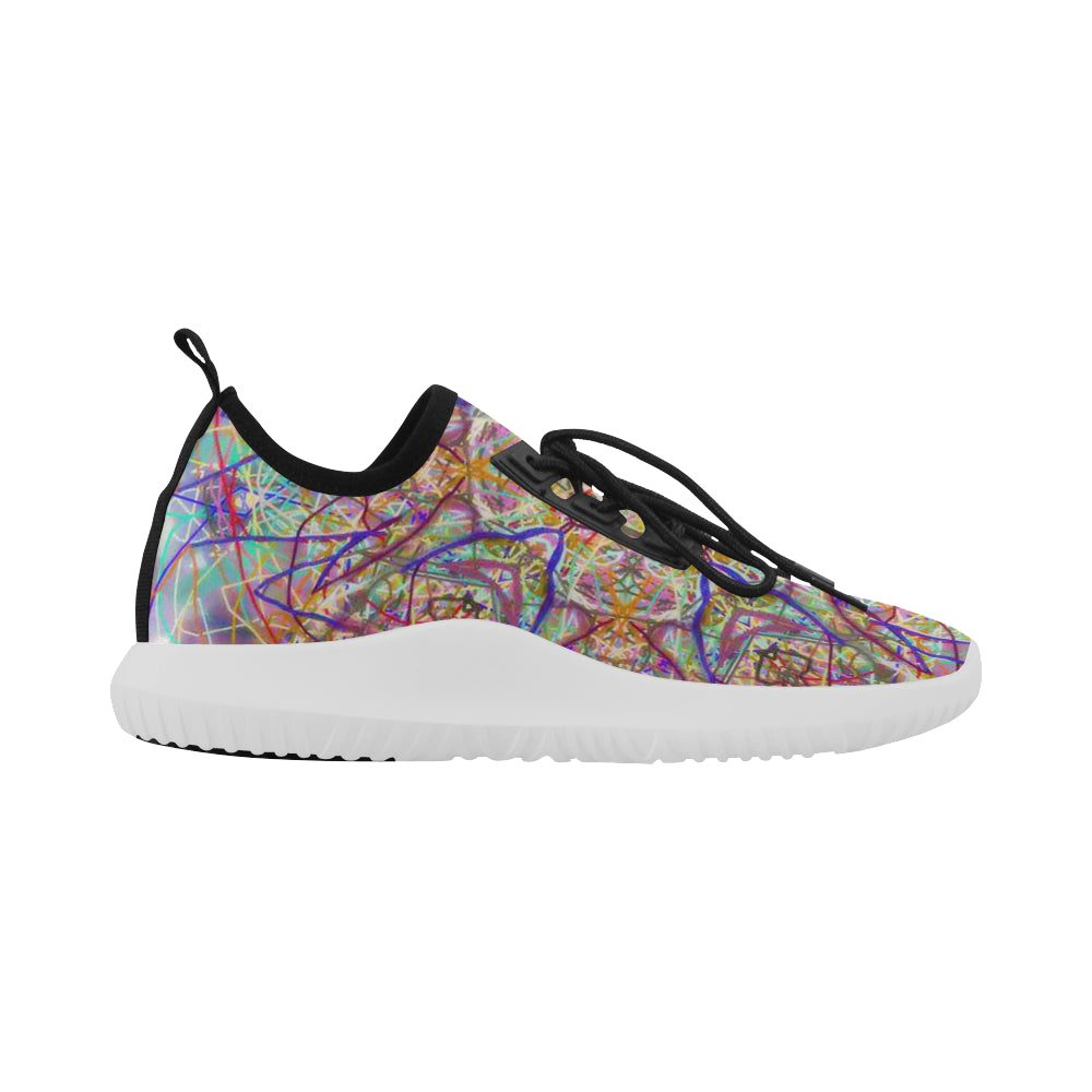 Thleudron Singularity Dolphin Ultra Light Running Shoes for Women (Model 035) - Thleudron