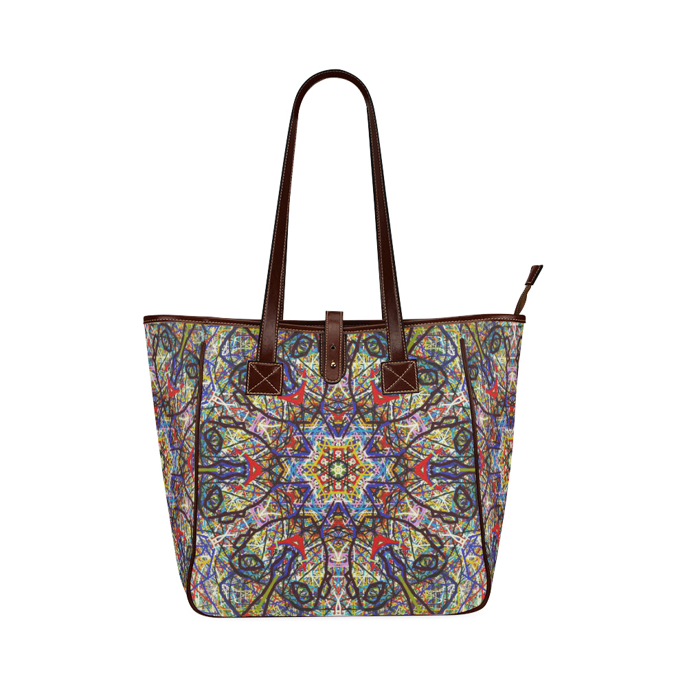 Thleudron Massachusetts Classic Tote Bag (Model 1644)