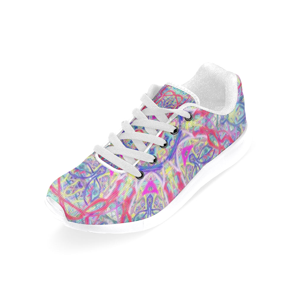 Thleudron Artemis Women's Running Shoes/Large Size (Model 020) - Thleudron