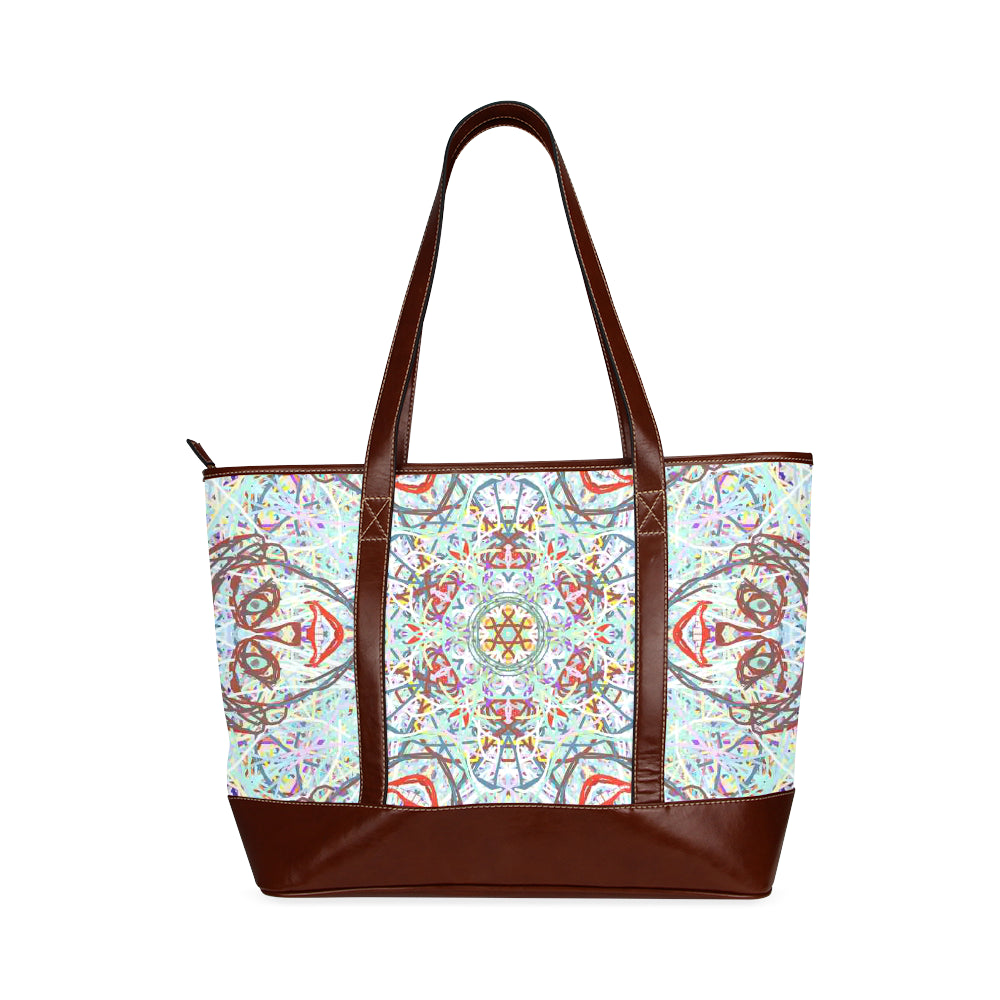 Thleudron Women's Chandelier Tote Handbag (Model 1642) - Thleudron