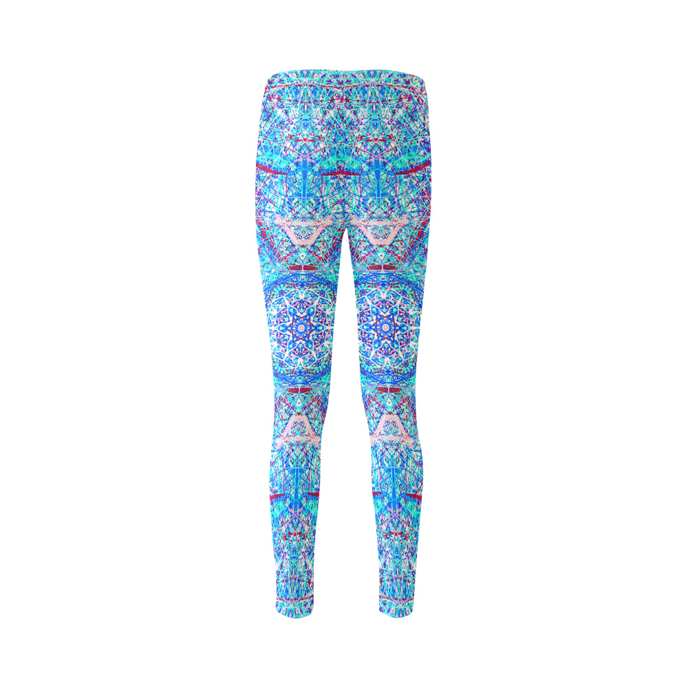 Thleudron Milkyway Cassandra Women's Leggings (Model L01) - Thleudron