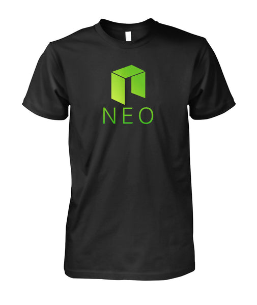 Neo Logo T Shirt Cryptocurrency